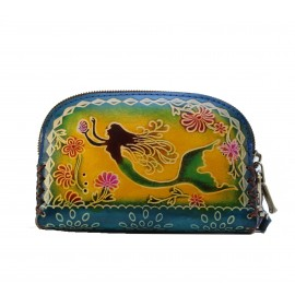 704-2 mermaid wristlet