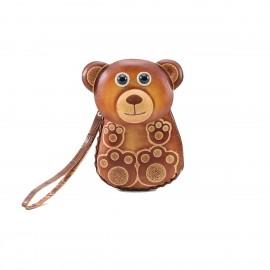 Bear Wristlet