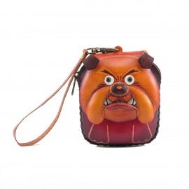 Angry Dog Wristlet