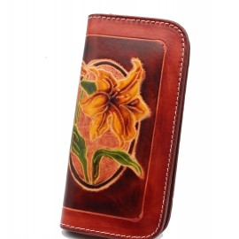 A4001 genuine leather wallet