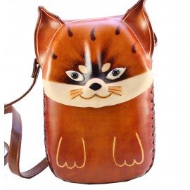 Ay37 fox rectangle pouch