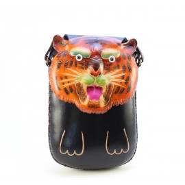 Ay40 tiger rectangle pouch