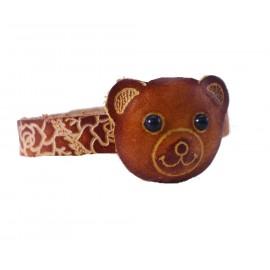 br328 bear bracelet