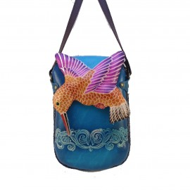 y27 new rectangle hummingbird pouch